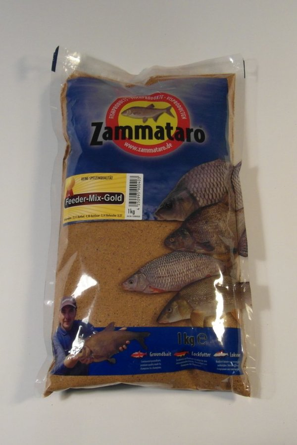 Zammataro Feeder-Mix-Gold